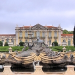 Lago de Nereida-Palácio de Queluz