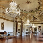 Sala da música-Palácio de Queluz