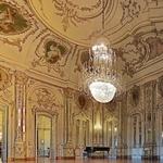 Sala do Trono-Palácio de Queluz