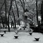 Salto após salto___