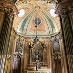 Capela - detalhes do altar