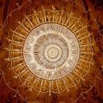 Lustre da sala do trono