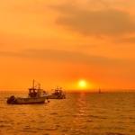 Um mar de sol