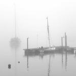"""O Boa viagem """"furando"""" o nevoeiro"""