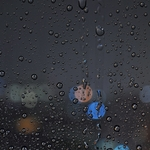 the rainfall