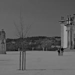 Patio da Universidade Coimbra