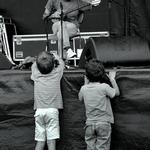 O artista e os miúdos___
