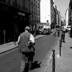 Há música na rua