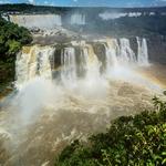 Iguaçú falls