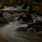 Leito da Cachoeira  Pedra da Ferida