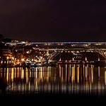 Duas cidades unidas pelo rio