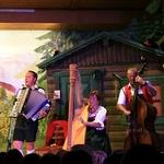 Tirolês ao palco