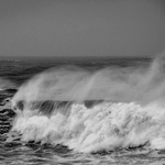 Na crista das ondas...