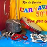 Carnaval 50°C !