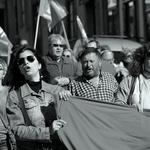 Protestos no 1_º de Maio