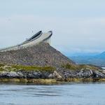 Estrada Atlântica - Noruega