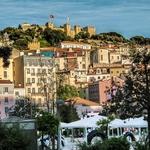 Martim Moniz e Castelo de S. Jorge - Lisboa