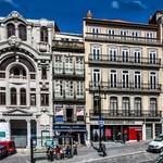 Panorâmica Largo Estação S_ Bento_Porto