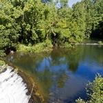 O  rio Ouro, afluente do Tâmega
