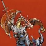 O dragão e o  mago