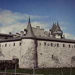Castelo de Aigle , um conto de fadas___