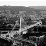 Ponte Rainha Santa Coimbra.