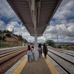 Estação da CP em Rodão