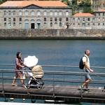 Passeio familiar junto ao Rio Douro