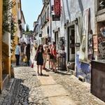 Passeando em Óbidos