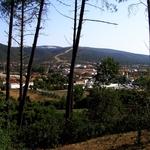 Alcobertas - a vila
