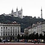 Praça Bellecour___________Lyon!