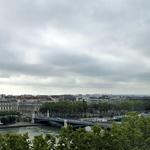 O rio Rhône!