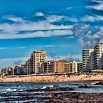 O mar e a cidade
