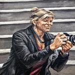 A Fotógrafa_____Mur de Canuts