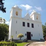 A igreja de São Sebastião de Itaipu