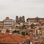 Arquitectura da parte antiga  _ Porto