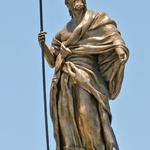 O apóstolo Tiago Maior