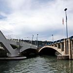 O encontro das duas pontes!