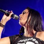 Rita Guerra em palco