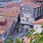 Os telhados e a arquitectura _ Porto