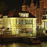 Amesterdam by night