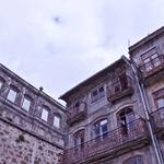 Contrastes arquitectónicos _ Porto