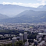 Grenoble_____Cidade e Montanha