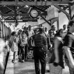 Estação férrea do Corcovado