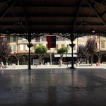 Os dias da praça