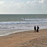 Momentos à beira mar
