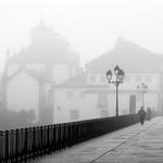 A Neblina e a Ponte