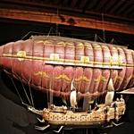 O navio balão!