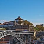 Ponte D_ Luis _ Porto e Serra do Pilar_ Gaia
