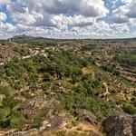 Vista do alto de Sortelha